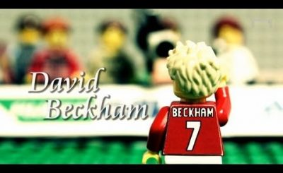david beckham carriera lego