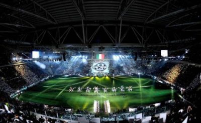 juventus stadium finale europa league