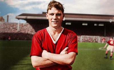 storia duncan edwards manchester united